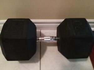 HEAVY DUMBBELLS for TRADE or SALE