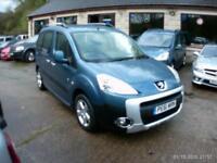 2011 61 Peugeot Partner 1.6HDi 112 Tepee Outdoor