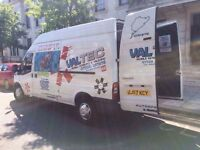 Transit mobile valeting and all cleaning van!