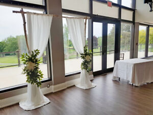 Ceremony Wedding Arch for RENT