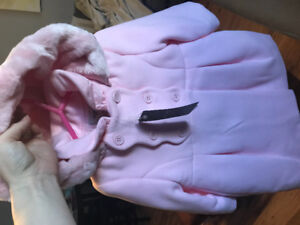 Mayoral pink padded jacket