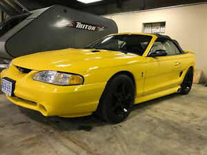 1998 Ford Mustang SVT Convertible