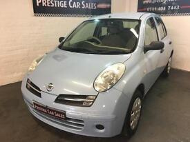 Nissan Micra 1.2 S Automatic,ONLY 18,000 MILES,full history,12 months MOT