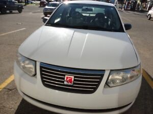 2006 Saturn Ion 4 dr Auto, 1 st owner