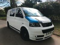 Volkswagen TRANSPORTER TDi 1.9 T5 130 Bhp NEW CAMPER CONVERSION, To incl P/Plate