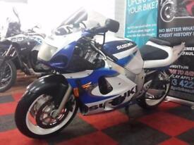 1999 T SUZUKI GSXR 600 600CC GSXR 600 X