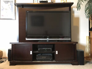 TV Stand with Plenty of Storage- $150 or Best Offer