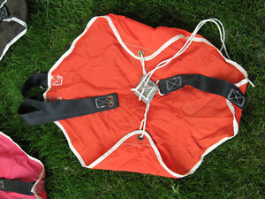 Catamaran sailing Harness