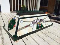 Billiards Pool Table Light