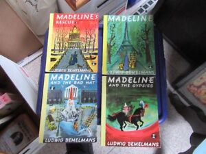 MADELINE / SISTERHOOD / BORROWERS - BOOKS