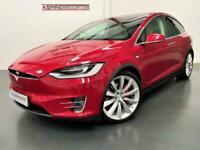 2017 Tesla Model X 449kW Perform Ludicrous 100kWh Dual Motor 5dr Auto HATCHBACK