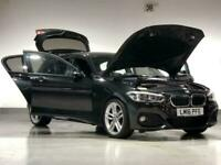 2016 BMW 1 Series 118d M Sport 5dr Step Auto HATCHBACK Diesel Automatic