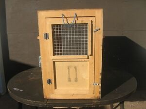 GREAT RABBIT CAGE OR FOR ANY TYPE OF ANIMALS. [FIRM]