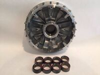 700 grizzly Machined Clutch Sheave/ greaseless weights