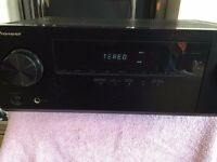 PIONEER VSX 323 AV AMP RECEIVER NO REMOTE CONTROL NO POWER LEAD FROM HIGH WYCOMBE SEE MY OTHER ADDS