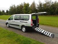 2013 Peugeot Expert Tepee 2.0 Hdi L2 LWB 42K WHEELCHAIR ACCESSIBLE VEHICLE WAV