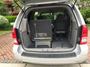 2008 Hyundai Entourage LIMITED Wagon