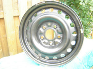 Four 16 inch Steel Rims, like new