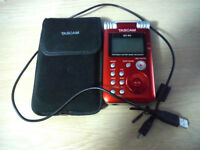 TASCAM GT-R1(SELL OR TRADE)