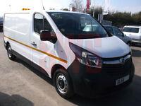 2014 Vauxhall Vivaro LWB 1.6 CDTi 2900 L2H1 EX LEASE