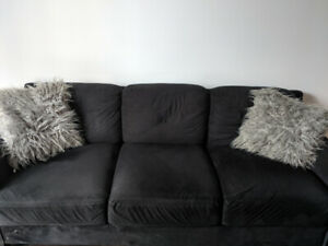 Sofa/Couch (3 Seater) with 2 pillows - ONLY for $125