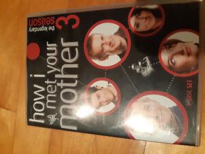 DVD de how i met your mother, saison 3 à 7