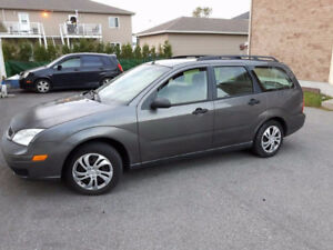 2005 Ford Focus ZXW SE Familiale (station Wagon)