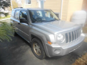 2007 Jeep Patriot I Other