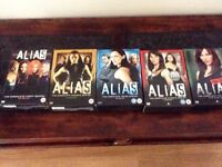ALIAS COMPLETE BOX SET SERIES 1-5
