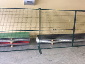 Construction Fence, Temporary Fence Panels