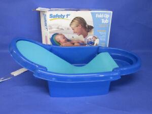 Folding Baby Bath Tub Excellent Condition