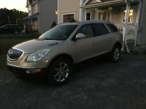 2008 Buick Enclave fully loaded.