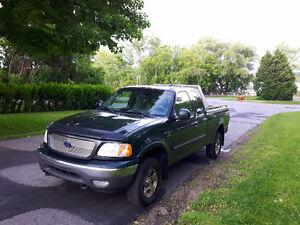 2003 Ford F-150 XLT 4X4