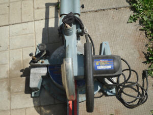 Compound  Sliding Miter Saw