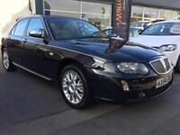 2004 54 Rover 75 1.8T Connoisseur SE 9 SERVICE STAMPS