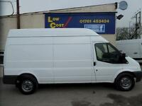 Ford Transit Lwb 350 2.4 Lwb High Roof