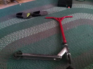 Mgo scooter  ...take it how itis for 25$