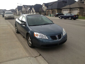 Clean and Loaded 2005 Pontiac G6 GT