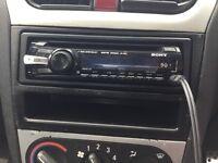 Sony xplode car stereo AUX USB