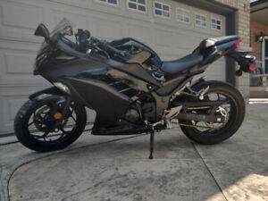 Ninja300 New Used Motorcycles For Sale In Ontario From Dealers