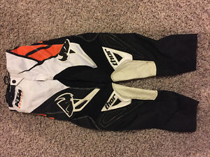 Thor KTM Motorcycle Dirt Bike Pants
