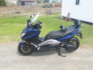 Scooter yamaha t-max 500 2009