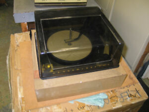 Vintage Retro Vinyl Record Player/Changer