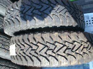 New GOODYEAR Wrangler Tires ..... OFFERS ? see list