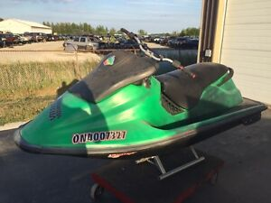 PARTING OUT A 1996 SEA DOO SPX 720cc