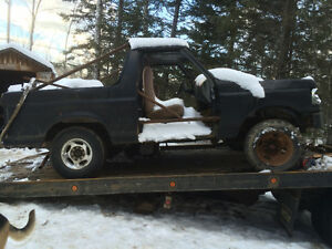 1988 ford bronco parts