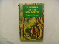 Children Of The Forest by Captain Marryat - British HC with dj