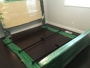 King Size Bed Headboard Cambridge Kitchener Area image 4