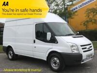 2010 / 60 Ford Transit 115ps T350m High Roof [ Workshop&Invertor ] Low miles rwd