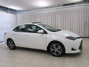 2017 Toyota Corolla TRANSFER-LE SEDAN w/ HEATED SEATS AND STEERI